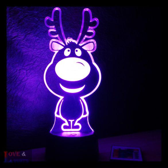 Baba Szarvas mintás lámpa