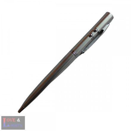 Lézerpointeres toll, egyedi felirattal, díszdobozban