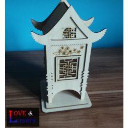 Kínai teaházikó