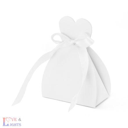 Menyasszony mintás doboz