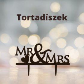 Tortadíszek